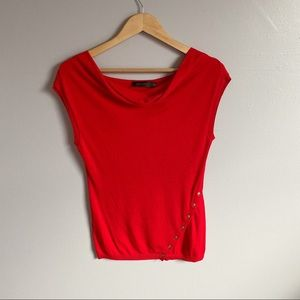Limited red sweater